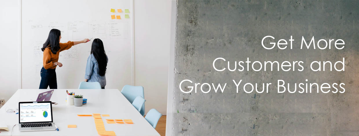 How to get new customers every day?